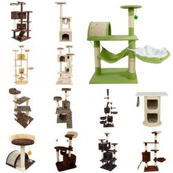 32styles cat tree bed furniture scratching tower