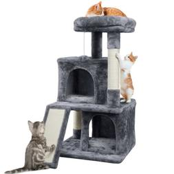 """36"""" Sturdy Cat Tree Tower Activity Center Large Playing Hous"""