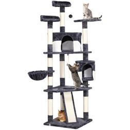 53 5 cat tree kitten