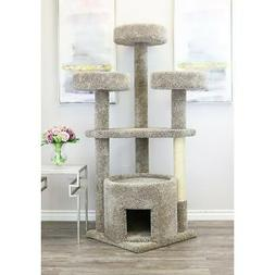 Prestige Cat Trees Cat House for Large Cats Multi Extra Larg