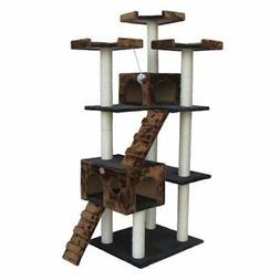 cat tree furniture 72 in high loft