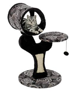 Cat Tree House Condo Furniture Pet Tower Scratching Post Kit