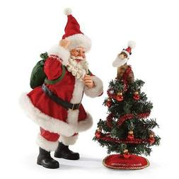 Dept 56 Possible Dreams Cat Tree Toppler Meowy Christmas San