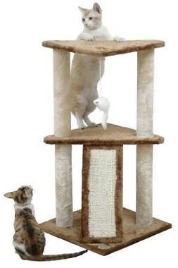Go Pet Club F701 35 in. Kitten Cat Tree