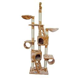 Hamptons' Cat Tree, Cat Furniture, Cat Condo, Cat Tower, Scr
