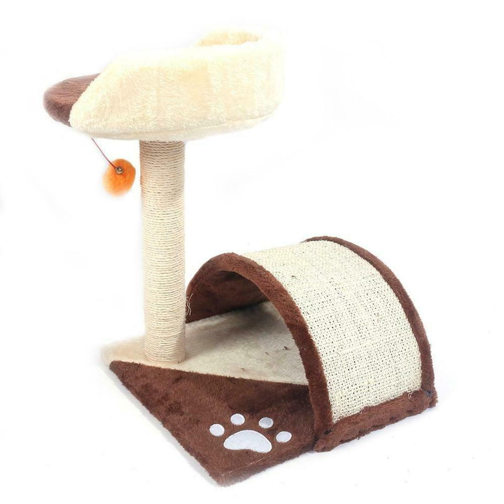 32Styles Cat Furniture Scratching Tower Post Condo