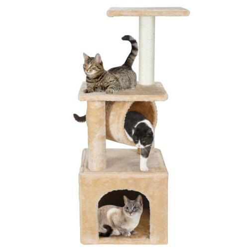 Three Levels Tree Furniture Post