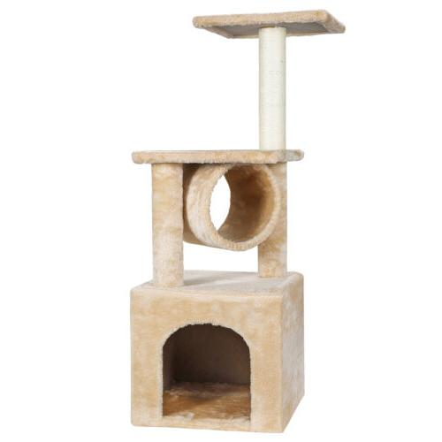 Three Levels Activity Tower Furniture