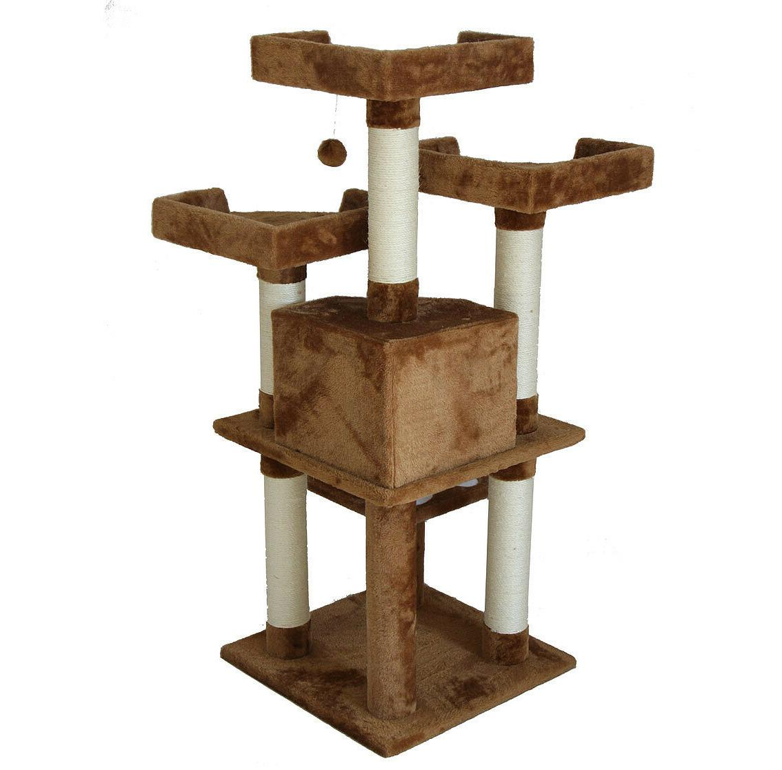 Tree with 3 Beds Posts