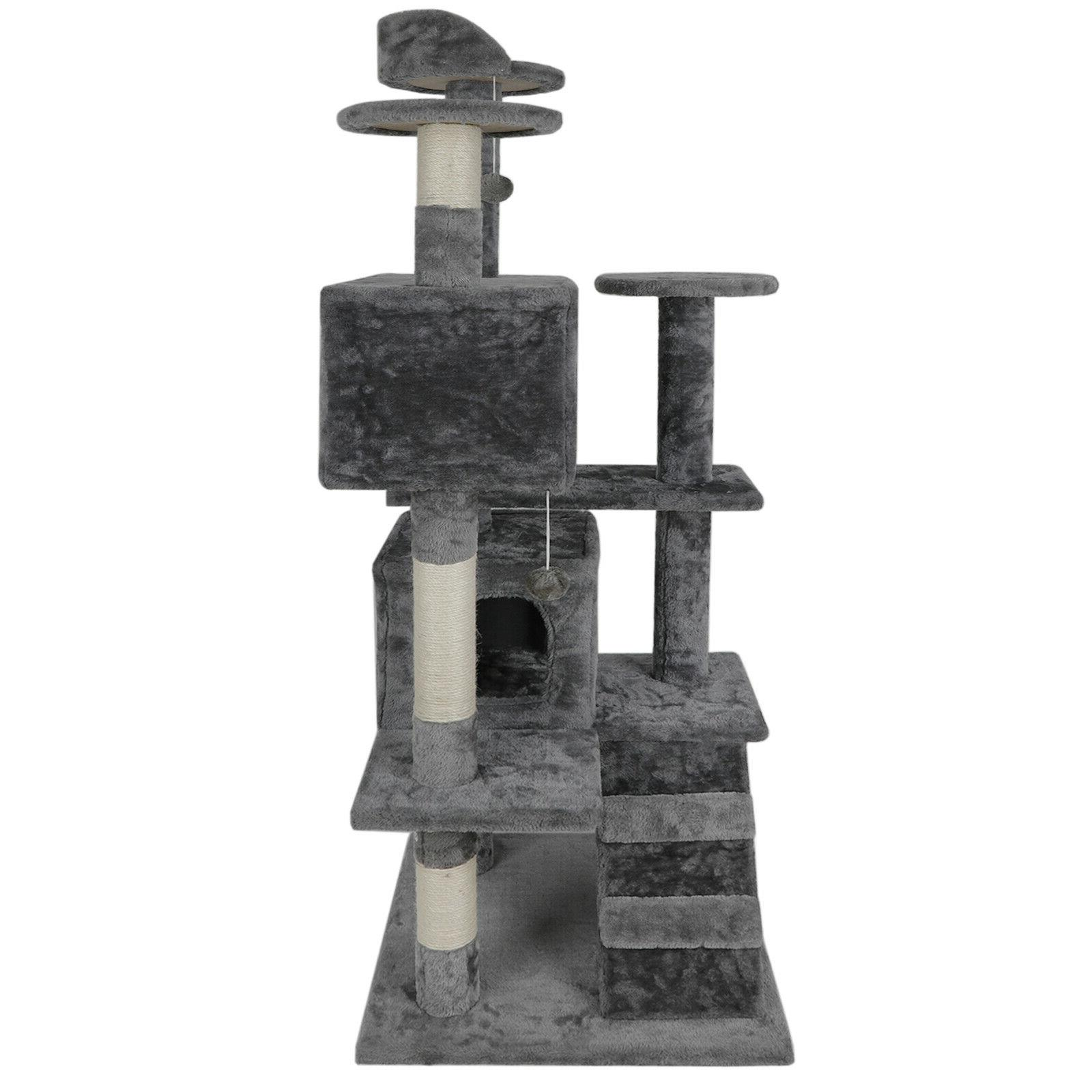 """53"""" Tree Tower Large Playing Rest"""
