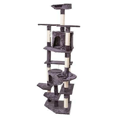 """80"""" Cat Tree House Tower Playing"""