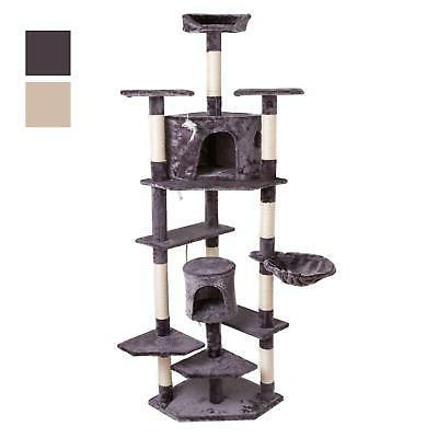 Tree House Condo Tower Playing Furniture Pet