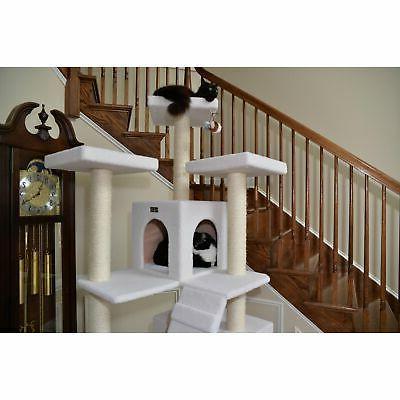 Armarkat Cat Tree Condo Scratcher Model