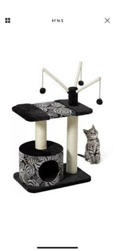 Carnival Oem Cat Tree Tower Condo House Scratching Post Furn