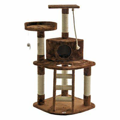 cat tree furniture 47 5 in high