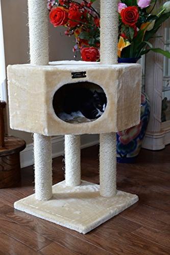 Armarkat Tree Pet Furniture Condo -