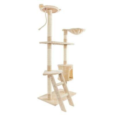 Cat Tree With Ladder FurnitureToy