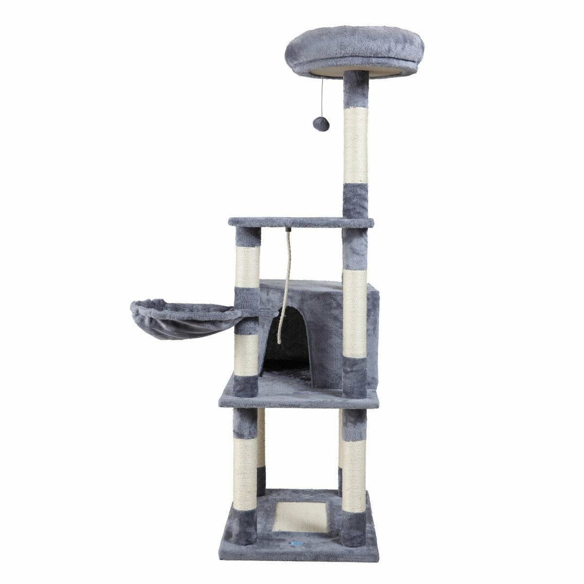 """Cat Furniture Scratching Kitty Play 60"""""""