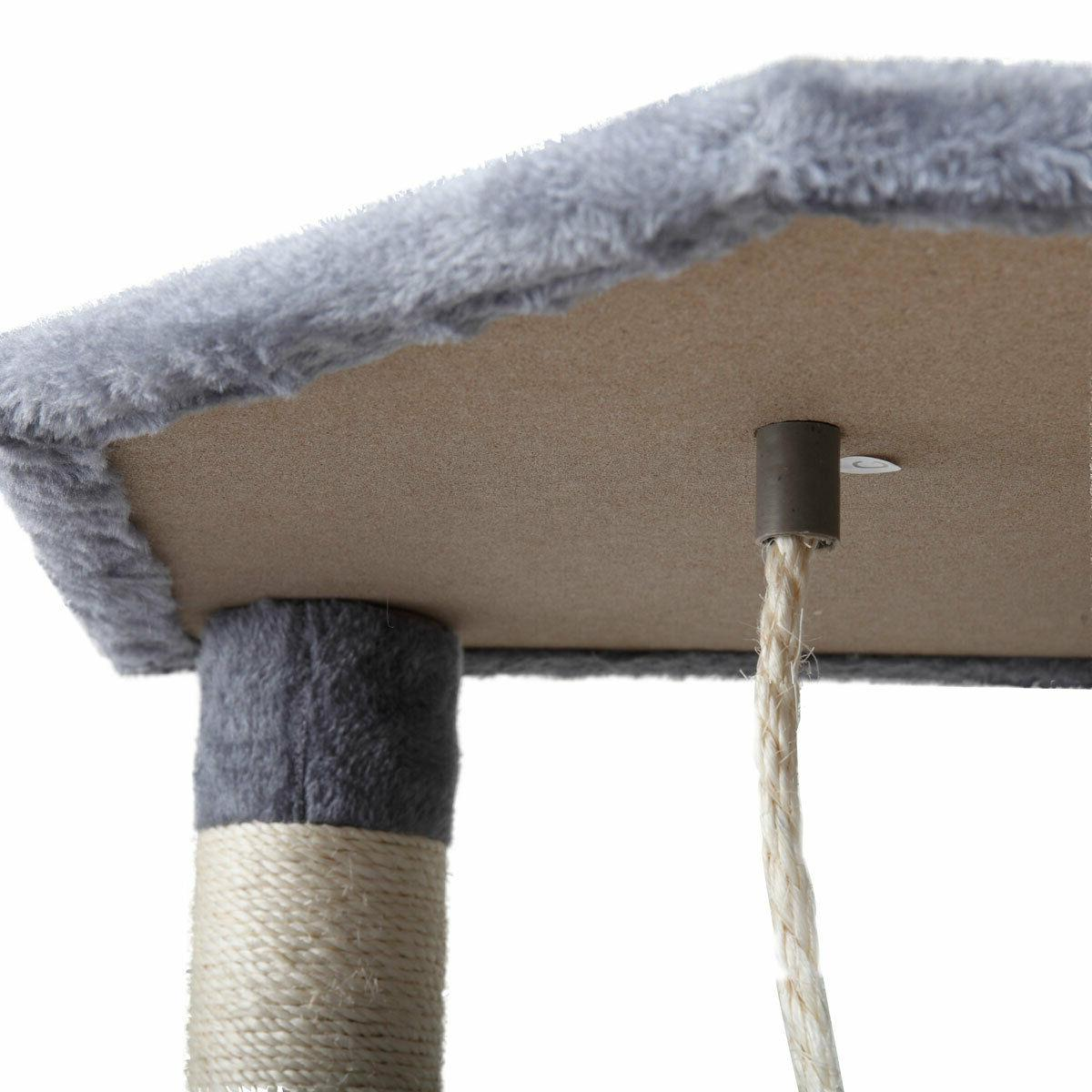 Cat Furniture Scratching Play House