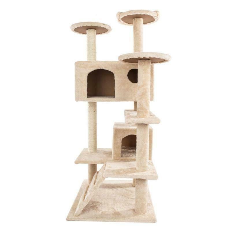 Pet Luxury Furniture Tower 36-80 Cat Towers Shelf C