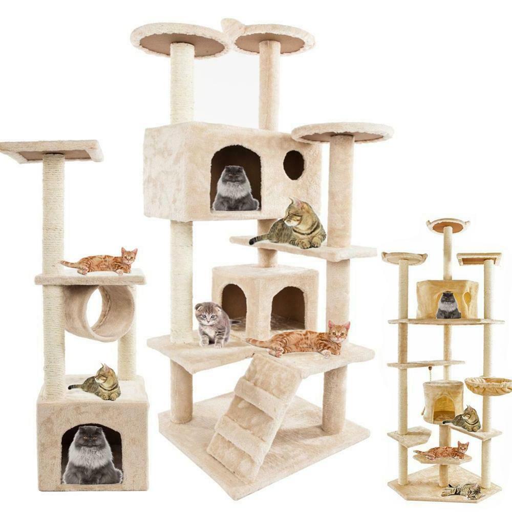 pet luxury furniture cat tower 36 80