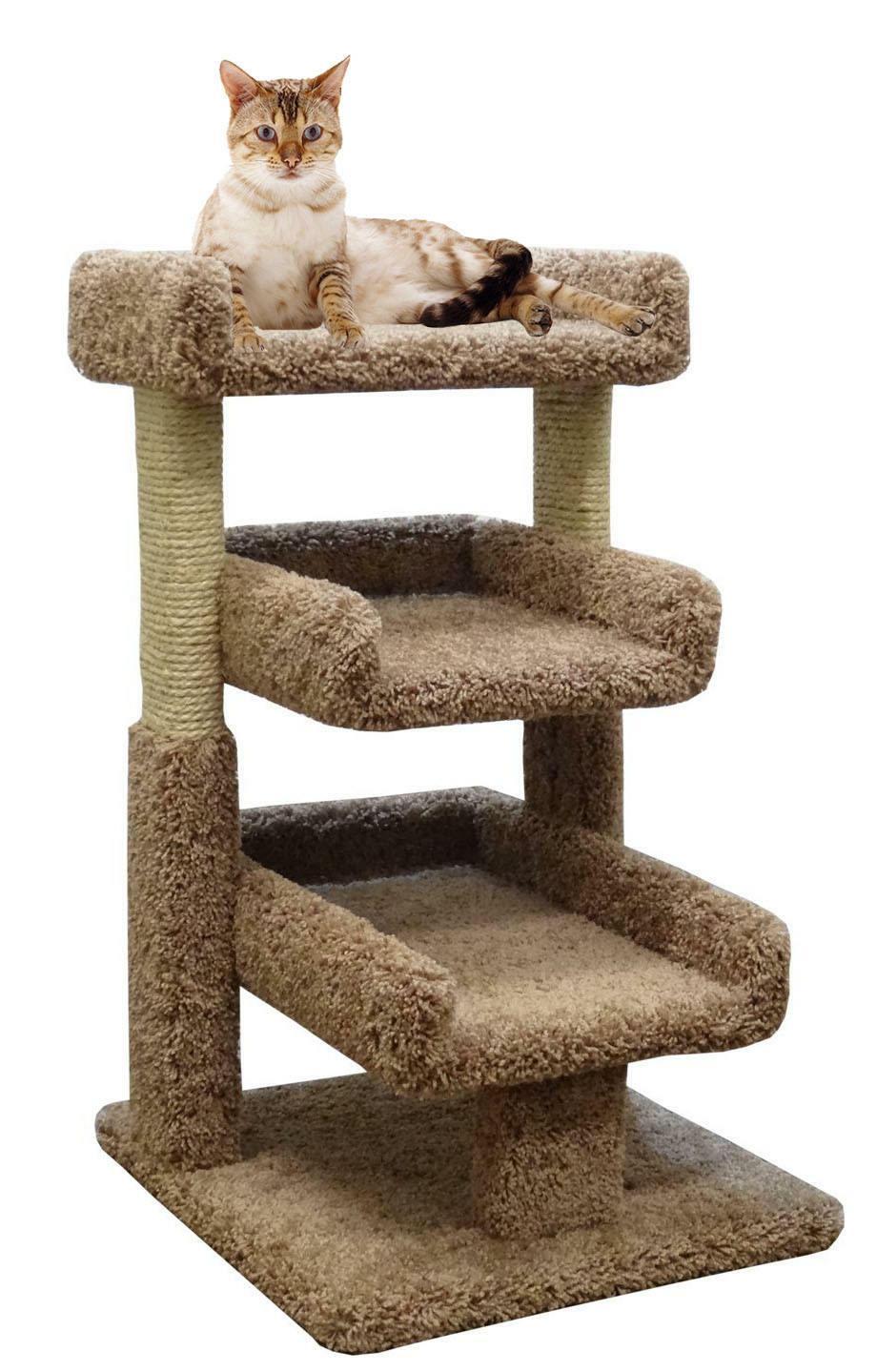 small cat tree 33 inch cat furniture